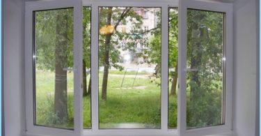 Kā izolēt plastmasas logi: soffits, palodze