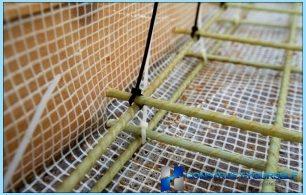 Kā Knit pastiprināšanu par pamatu ar roku: shēmas, video