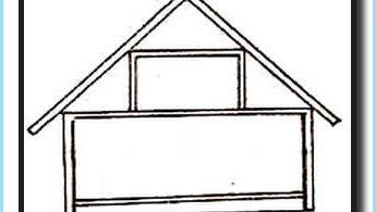Kā veikt jumta terasi uz