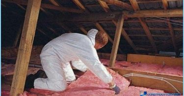 Kā izolēt jumta griestus ar rokām