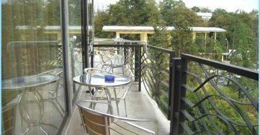 Mēbeles balkoni un lodžijas