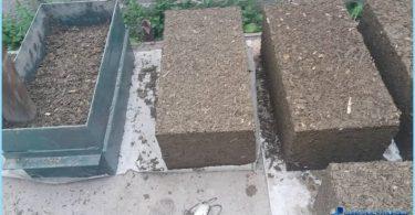 Kā veikt koka-betona bloki