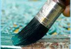 Siltums izturīgs krāsas un rūsas uz metāla