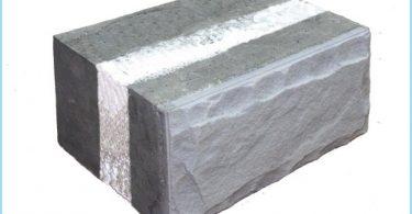 Kas silikāta betona, tās funkciju