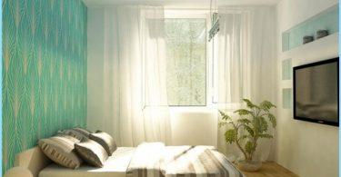 Dizains guļamistaba Hruščova