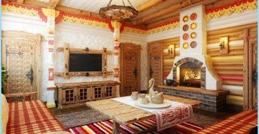 Virtuves krievu tautas stilā