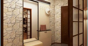 Koridors Dizains hruschevke