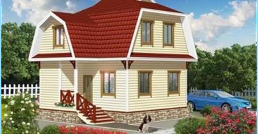 Making jumta terase vien mājā