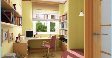 students istaba Moderns dizains
