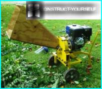 Dārza smalcinātājs ar rokām: galvenie posmi būvniecības montāžas
